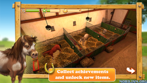 HorseWorld 3D v2.6 (Mods) Apk