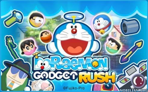 Doraemon Gadget Rush v1.1.0 (Mod Bells) Apk