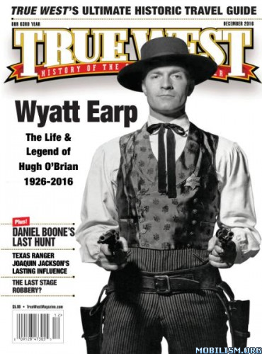 Download ebook True West - December 2016 (.PDF)