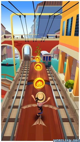 Subway Surfers v1.60.0 [Unlimited Coins/Keys/Unlock] Apk