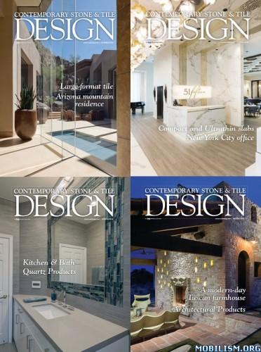 Download ebook Contemporary Stone & Tile Design 2016 Collection (.PDF)