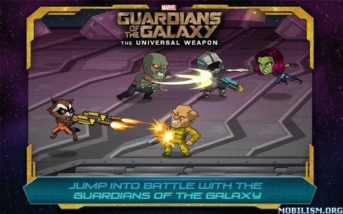 a2zapk blogs: EXTRA!!! Guardians of the Galaxy: TUW v1 3 +