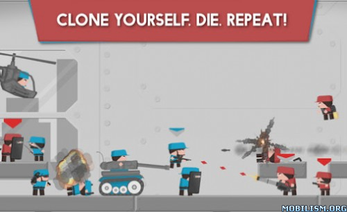 Clone Armies v1.1 [Mod Money] Apk