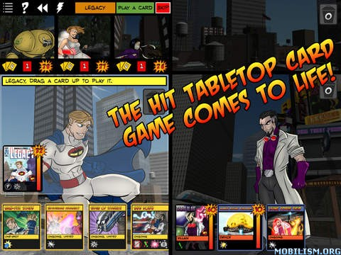 Sentinels of the Multiverse v1.7.3 Apk
