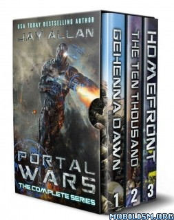 Download Portal Wars: The Complete series by Jay Allan (.ePUB)+