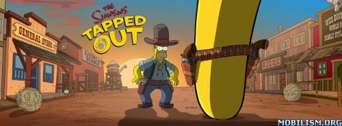 The Simpsons: Tapped Out v4.20.3 (Mega Mod) Apk