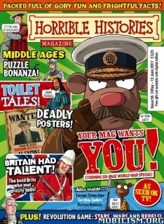 Download Horrible Histories - Issue 56 - 3 May 2017 (.PDF)