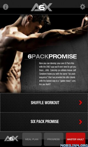 Software Releases • The 6 Pack Promise by ATHLEANX v1.2