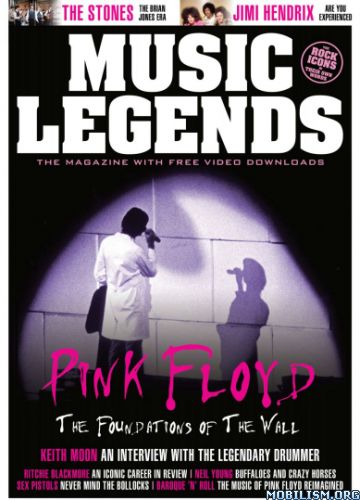 Music Legends – Pink Floyd, Issue 2 2019
