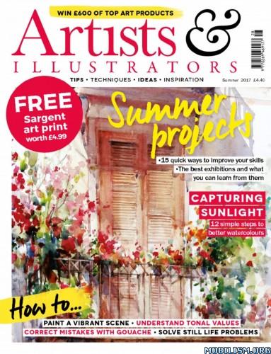 Download ebook Artists & Illustrators - Summer 2017 (.PDF)