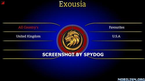 Exousia APK IPTV Mod Apk (Ads Free) 2