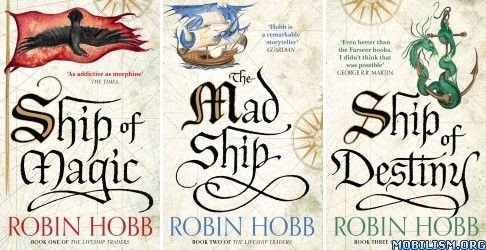 Download ebook The Liveship Traders by Robin Hobb (.ePUB)(.MOBI)