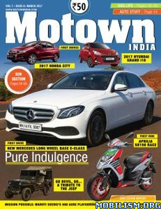 Download Motown India - March 2017 (.PDF)