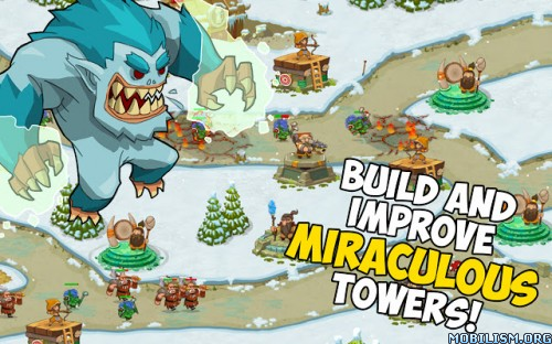 Tower Defense: Magic Quest v1.1.2 (Mod Money) Apk