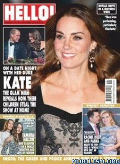 Hello! Magazine UK – 09 December 2019