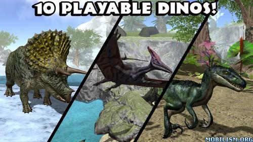 Ultimate Dinosaur Simulator v1.0.5 + Mod Apk