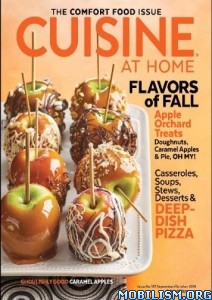 Cuisine at Home – Issue 137, August/September 2019