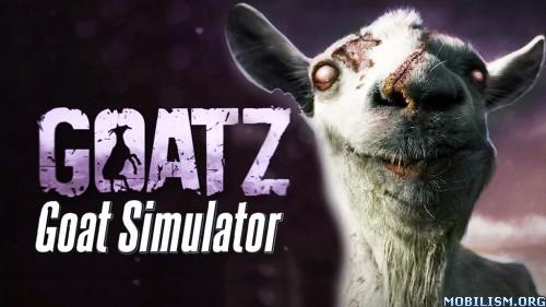 Goat Simulator GoatZ v1.3.4 Apk