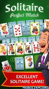 Solitaire Perfect Match v1.3.6 (Mod Money) Apk