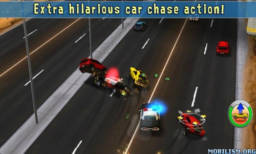 Reckless Getaway Free v1.1.0 (Unlocked) Apk