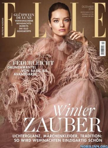 Elle Germany – Dezember 2019 [GER]