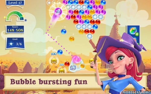 Bubble Witch Saga 2 v1.47.2 [Mods] Apk