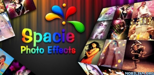 Software Releases • Spacie Photo Effects v3.5