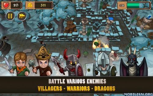 King's Guard TD v1.36 [Mod Crystal / Resource] Apk