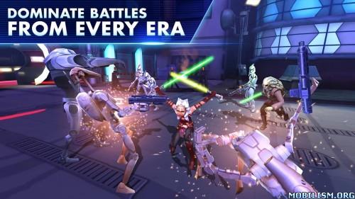 Star Wars: Galaxy of Heroes v0.3.130076 + Mod Apk