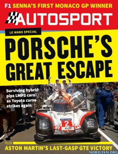 Download ebook Autosport - 22 June 2017 (.PDF)