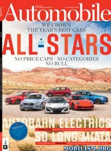 Download Automobile USA - May 2017 (.PDF)