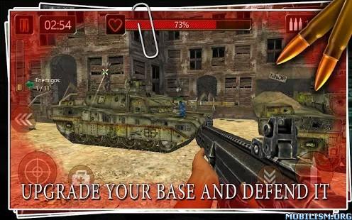 Battlefield Combat: Duty Call v2.1.1 [Mod] Apk