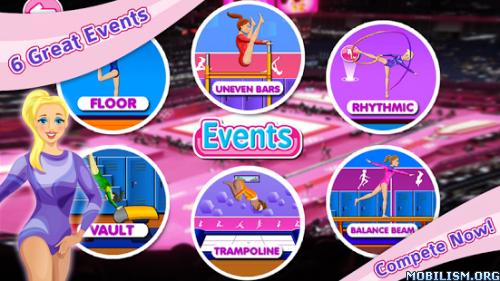 Elite Gymnastics Game v1.4 (Unlocked) Apk