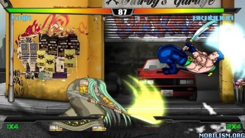 Slashers: Intense 2D Fighting v1.225 [Mod Money/Unlock] Apk