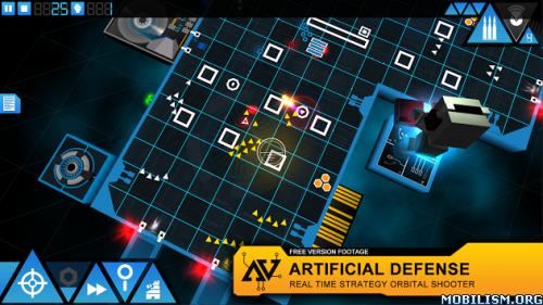 Artificial Defense v1.1 [Unlocked] Apk