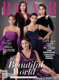 Harper's Bazaar India – November 2019