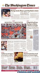 The Washington Times – 07 October 2019