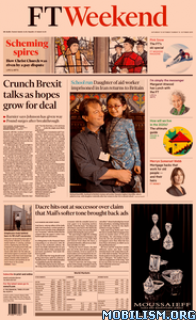Financial Times Weekend UK – 12/13 October 2019