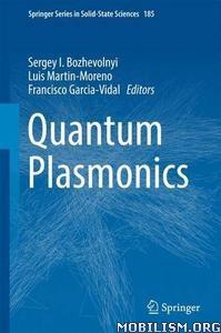 Download ebook Quantum Plasmonics by Sergey I. Bozhevolnyi (.PDF)