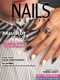 Download ebook Nails Magazine - November 2016 (.PDF)