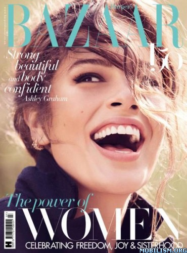 Download ebook Harper's Bazaar UK – July 2017 (.PDF)