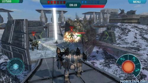 Walking War Robots v1.0.2 [Mod]