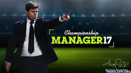Championship Manager 17 v1.2.1.2 (Mod Money) Apk