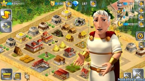 Battle Empire: Roman Wars v1.6.2 (Mod Money) Apk