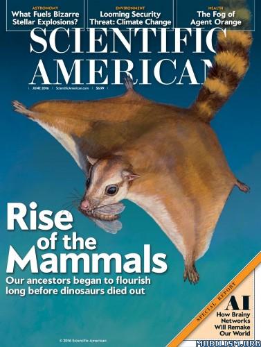 Download ebook Scientific American - June 2016 (.PDF)