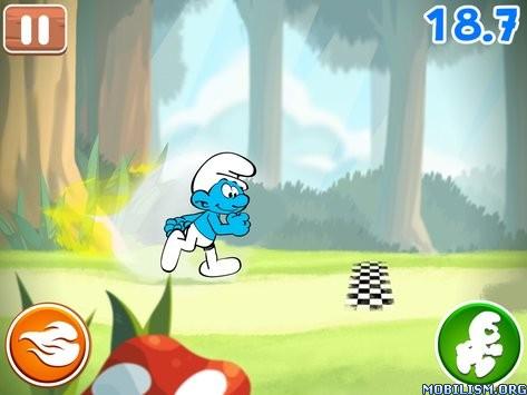 The Smurf Games v1.3 [Full/Money] Apk