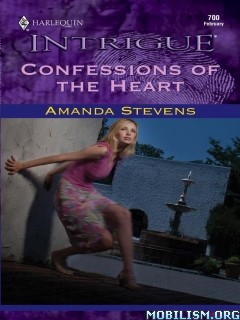 Download ebook Confessions of the Heart by Amanda Stevens (.AZW)(.ePUB)+