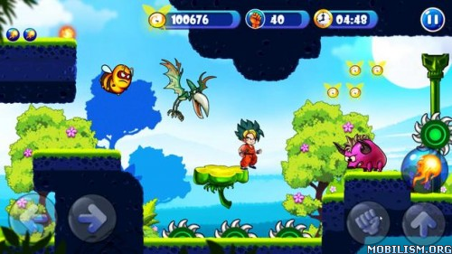 Dragon Warrior Adventures v1.0 [Mod Money] Apk