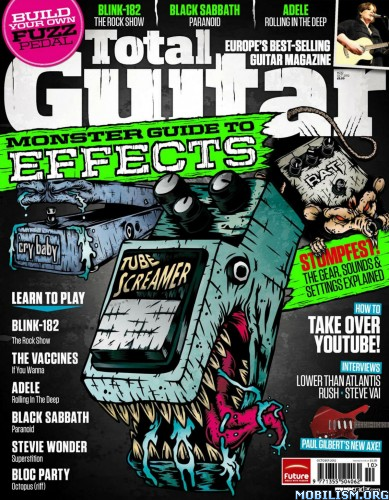 Magazines • Total Guitar – October 2012 (.PDF)