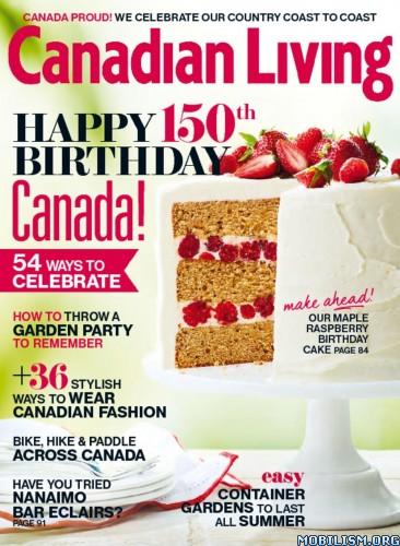 Download ebook Canadian Living - July 2017 (.PDF)